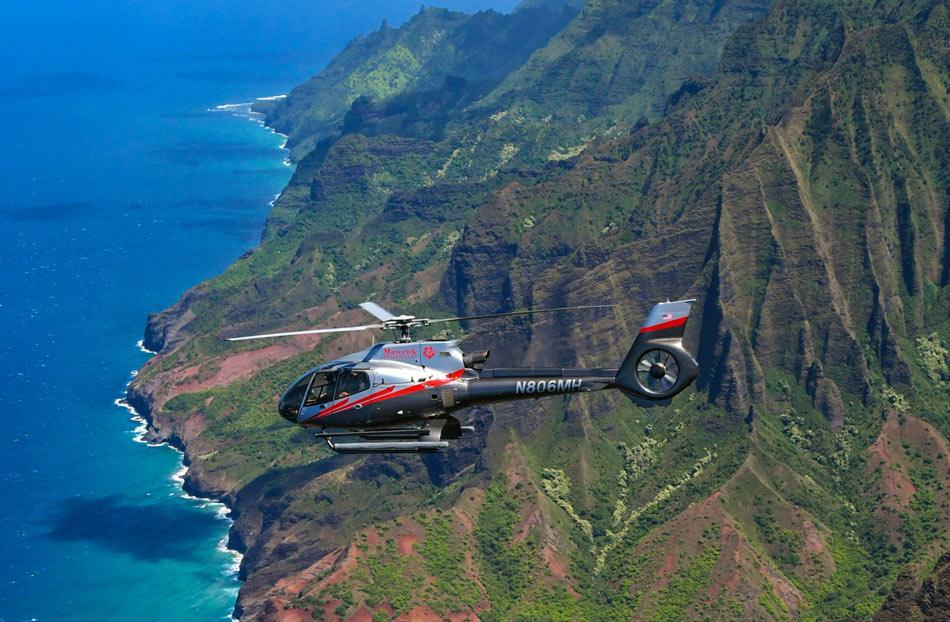 Maverick Helicopters Haiwaii