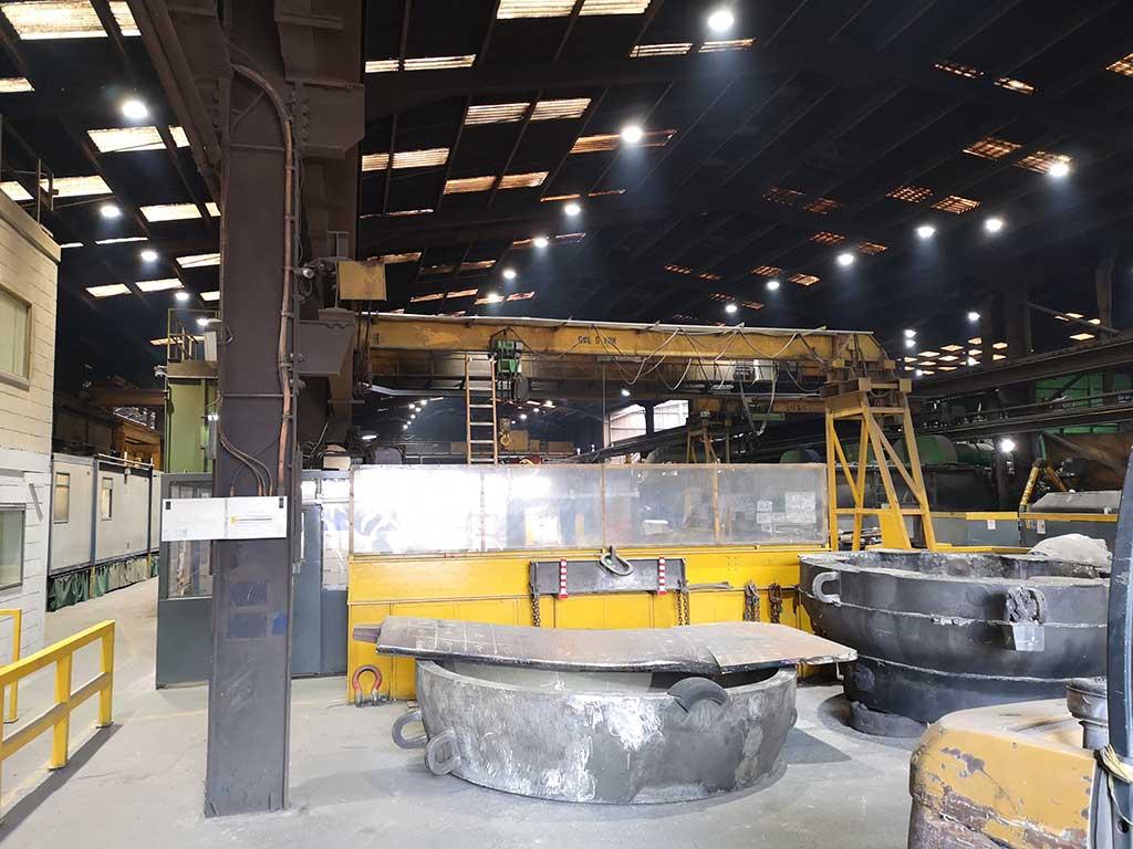 Goodwin Steel Casings