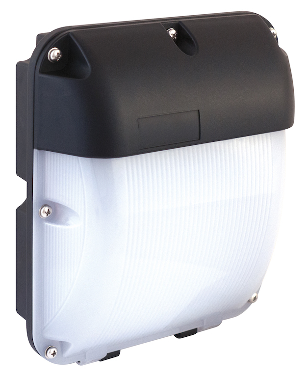 Hera IP65 Wallpack Utility Light with M/W Sensor and Photocell