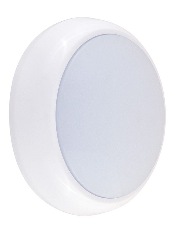Hera IP54 Commercial Bulkhead/Ceiling Utility Light with M/W ON/OFF Sensor