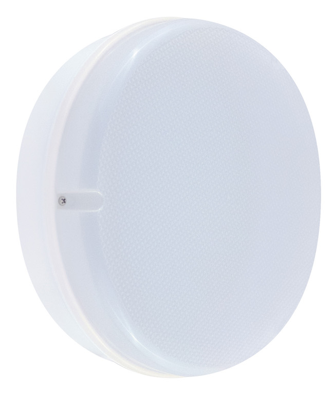 Hera IP65 Commercial Bulkhead/Ceiling Utility Light with M/W ON/OFF Sensor