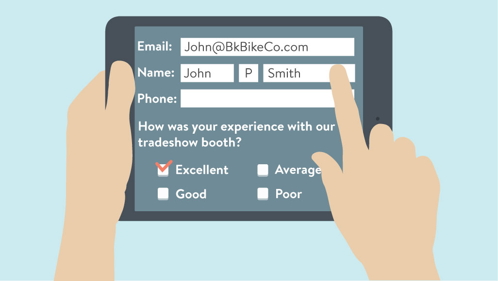 trade show apps