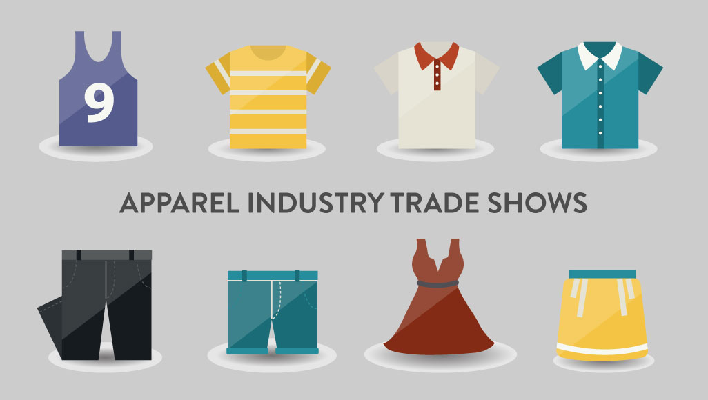 apparel trade shows|