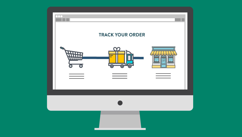 order tracking system|