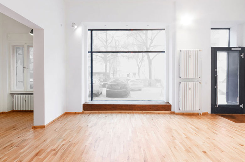 an empty apartment incurring the new vacant property tax in Victoria