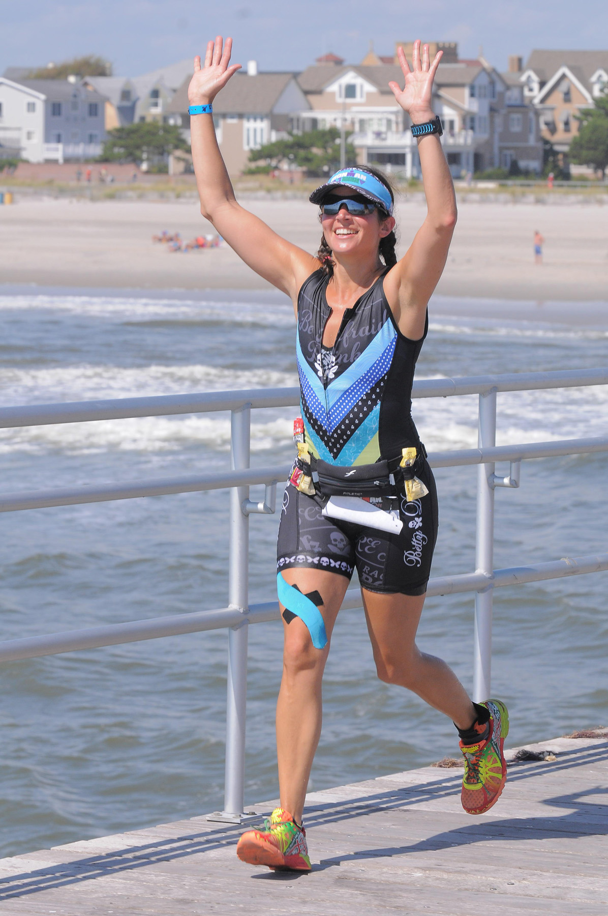 ocean view run - Ironman 70.3 Atlantic City
