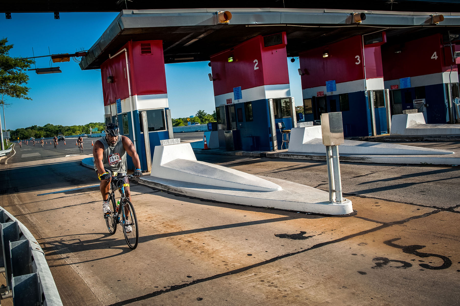 bike toll - Atlantic City Triathlon