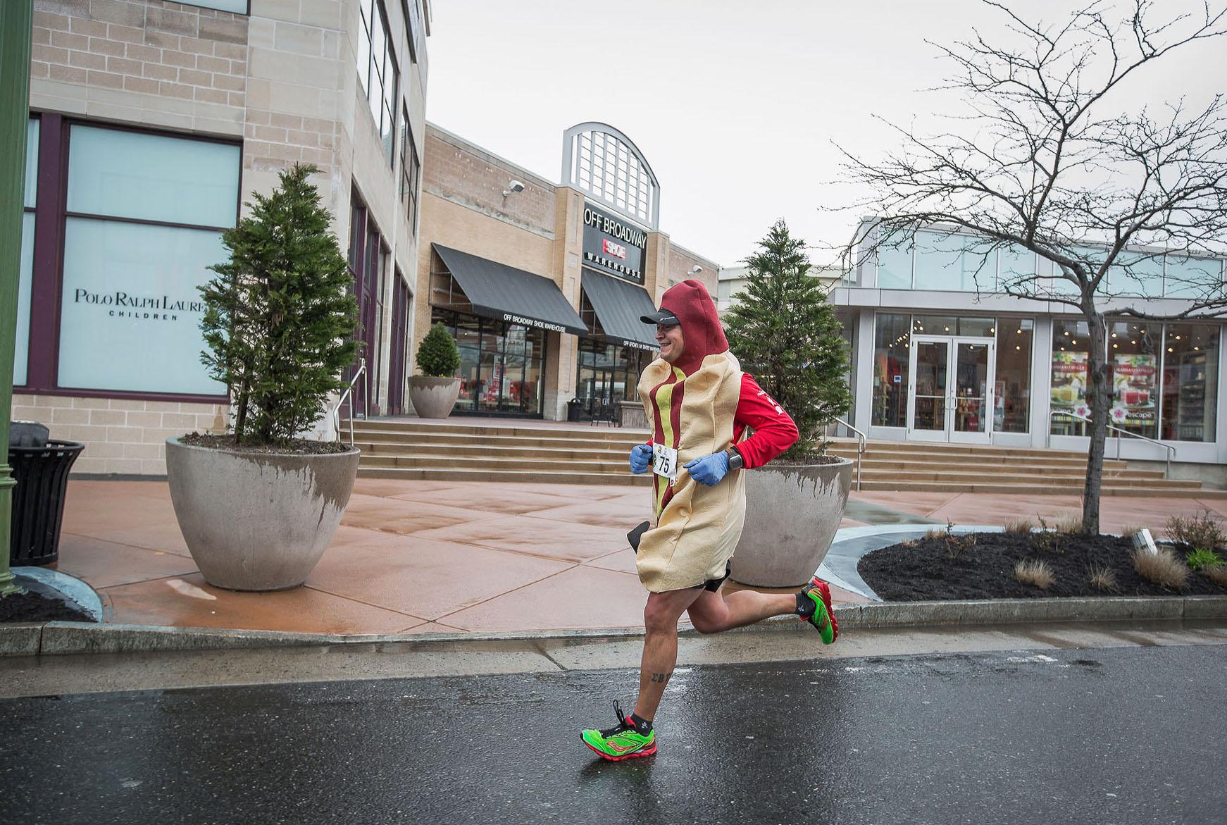 Hops Trot - a runner Weiner