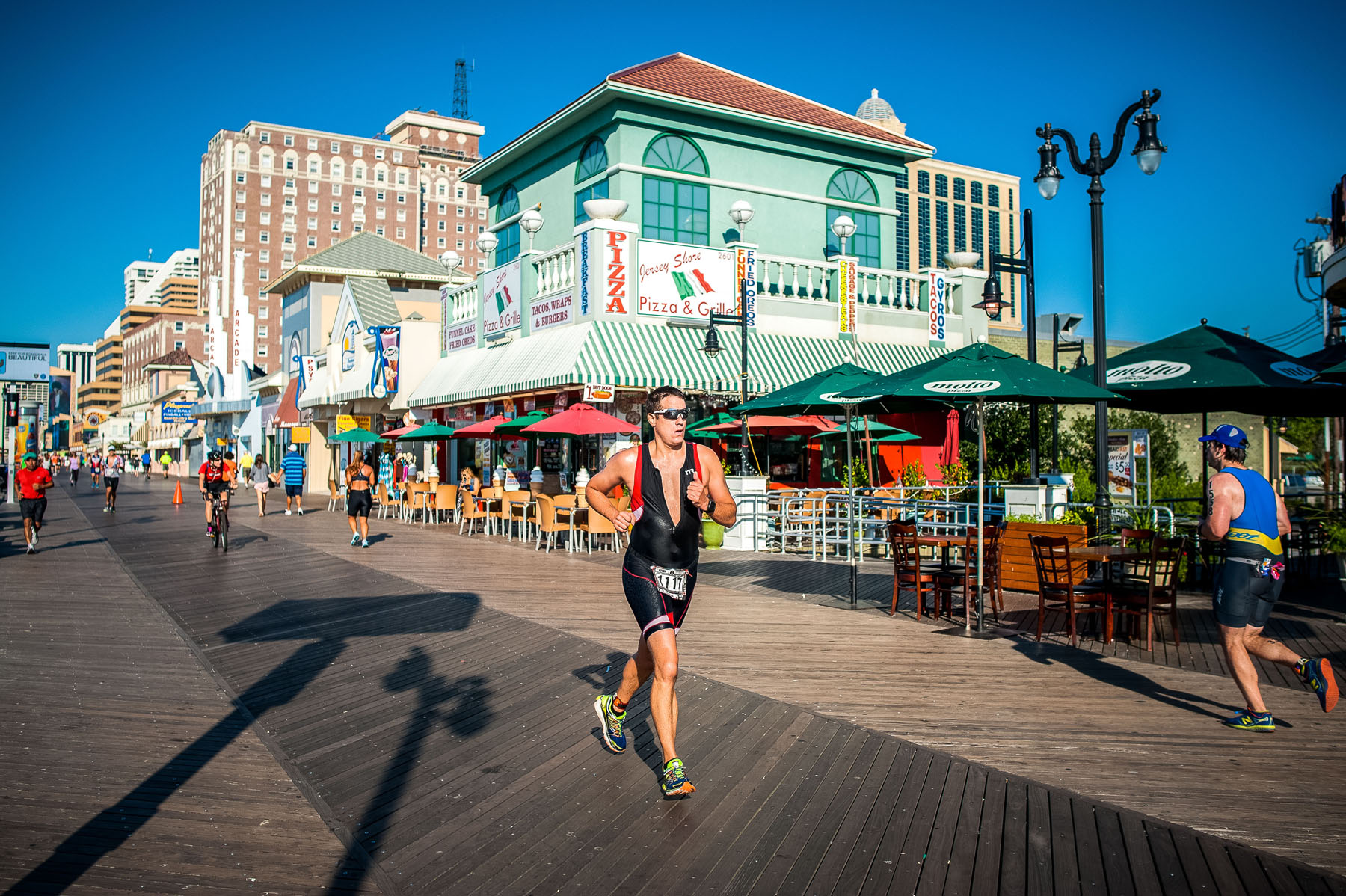 boardwalk - Atlantic City Triathlon