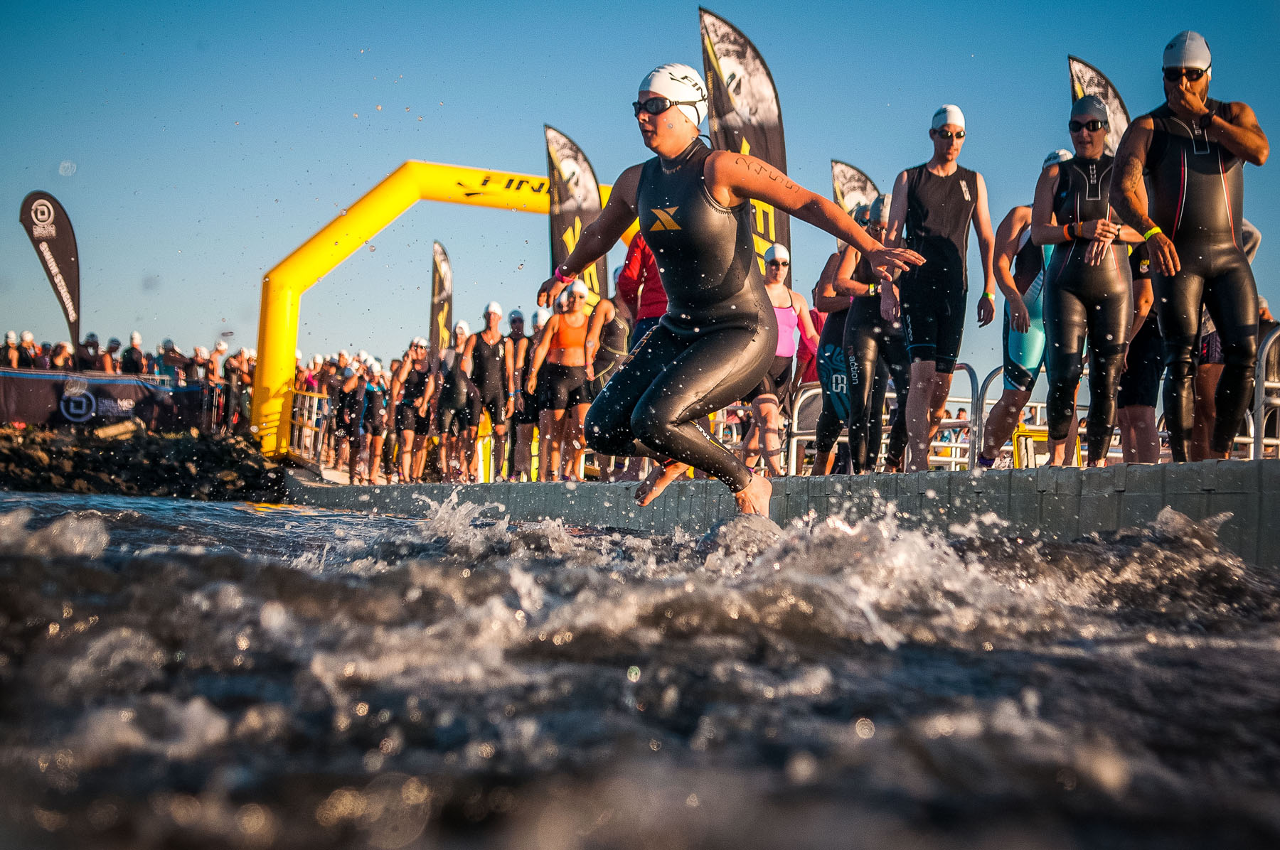jump busy start - Atlantic City Triathlon