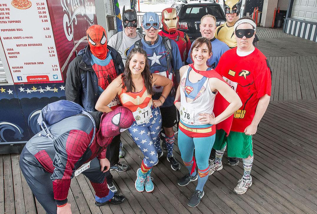 Hops Trot- super heros