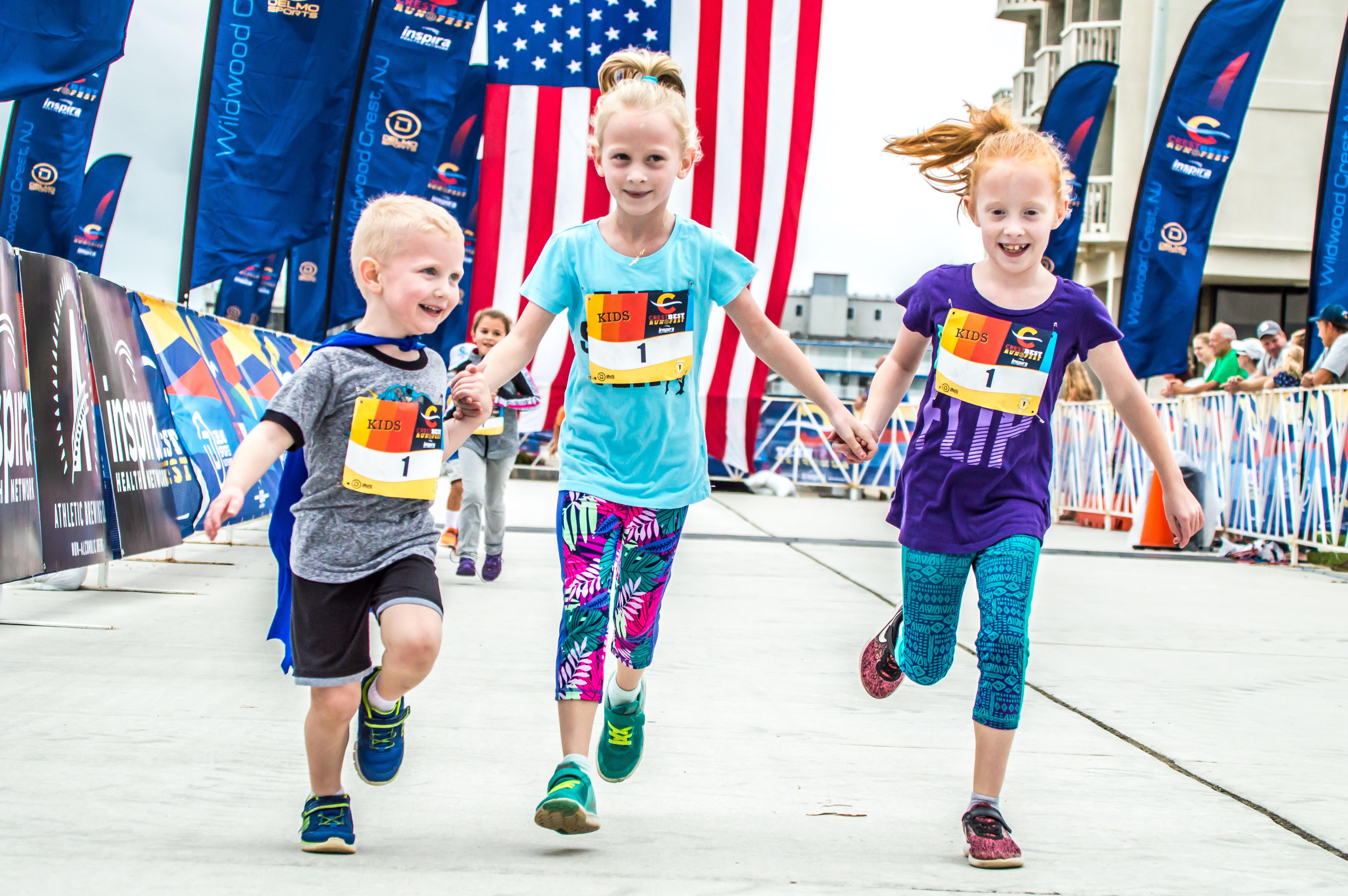 CBT - kids run