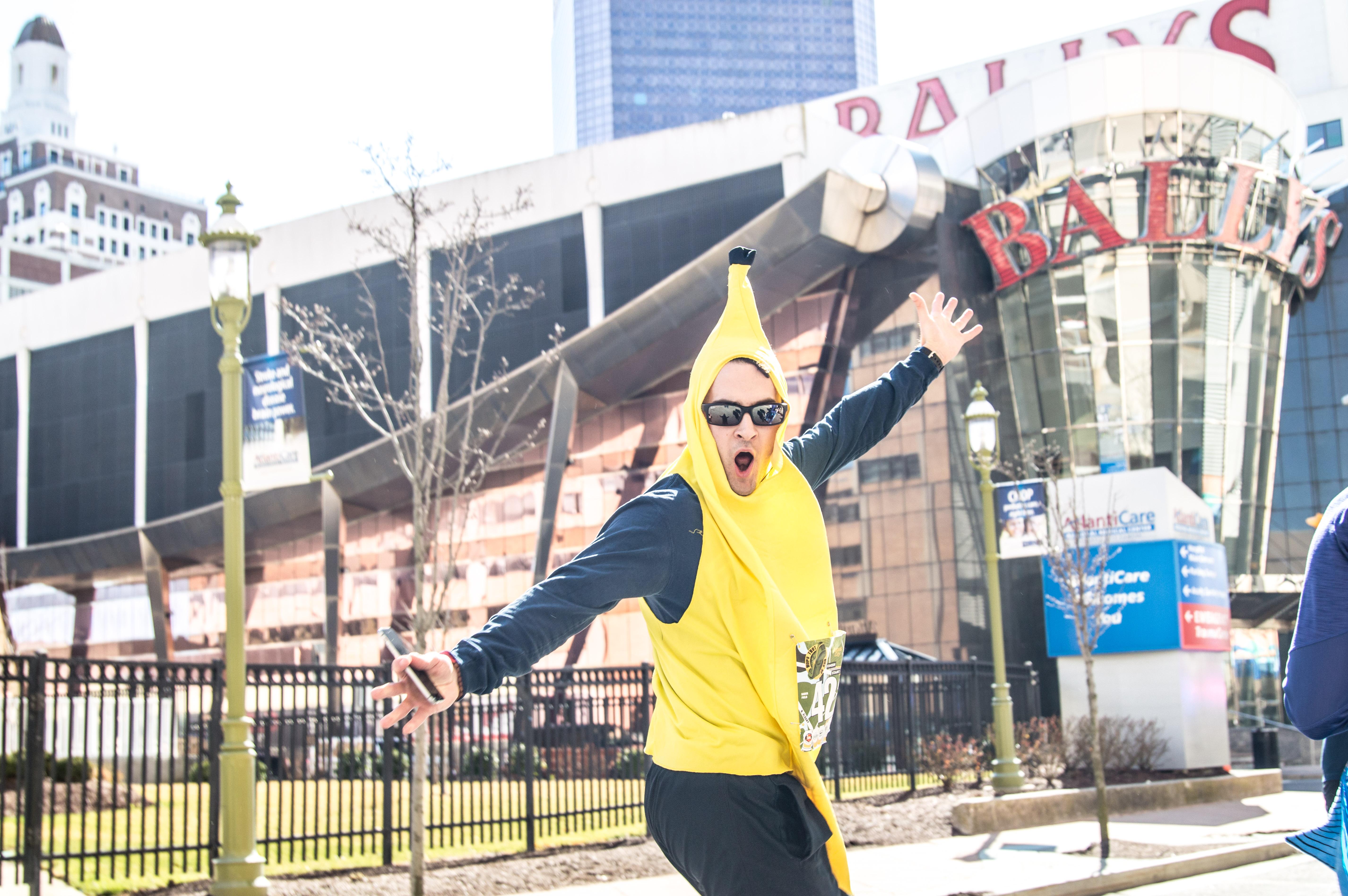 hops trot - banana