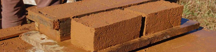 tijolo adobe