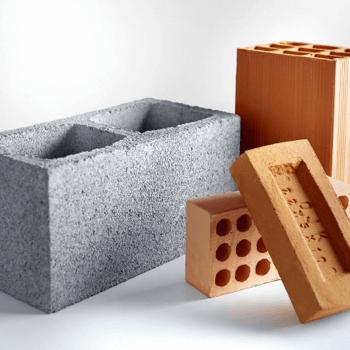 Tijolos Cerâmicos x Blocos de Concreto (Guia Completo 2021)