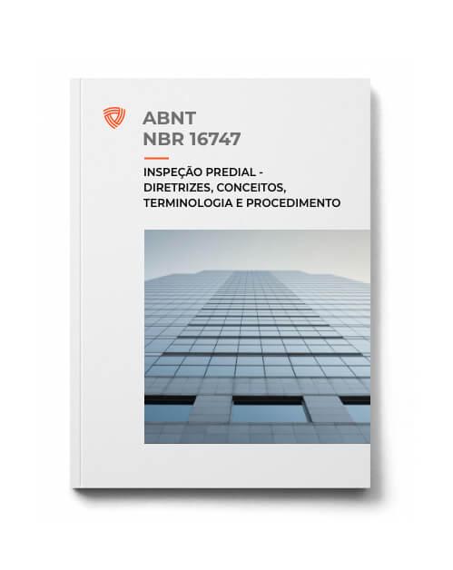 ABNT NBR 16747 - Inspeção Predial