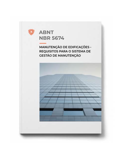 ABNT NBR 5674 - Manutenção de Edificações