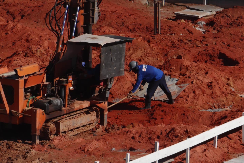 Quais são os tipos de solo na construção civil?