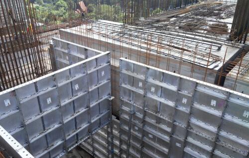 Quais são as formas para paredes de concreto mais usadas?
