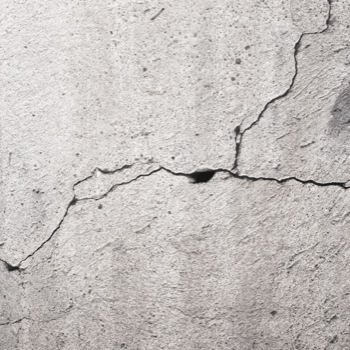 Fissuras e Trincas em Reboco de Fachadas
