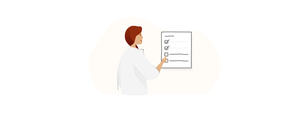 Create a master checklist for onboarding new employees