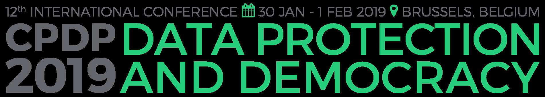 Logo CPDP2019
