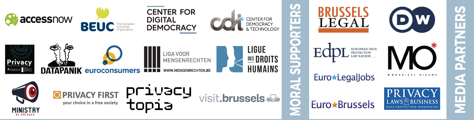 Moral Supporters & Media Partners