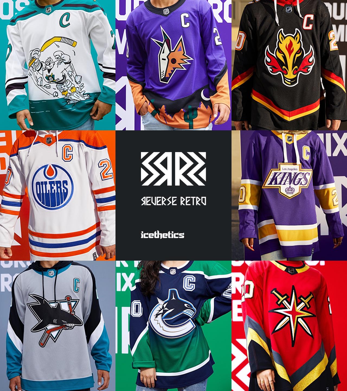 icethetics.com: NHL and Adidas unveil slate of Reverse Retro jerseys