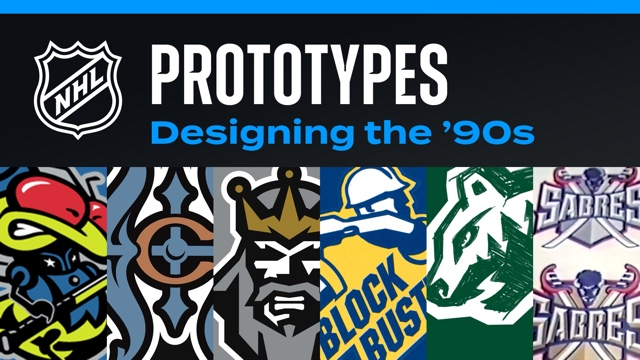 NHL PROTOTYPES: Designing the '90s