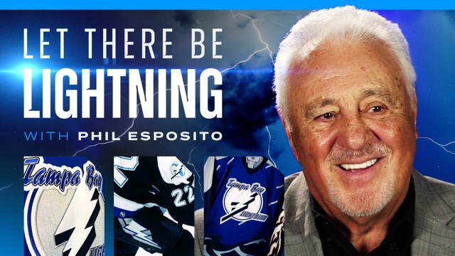 Let There Be Lightning: The Phil Esposito Interview