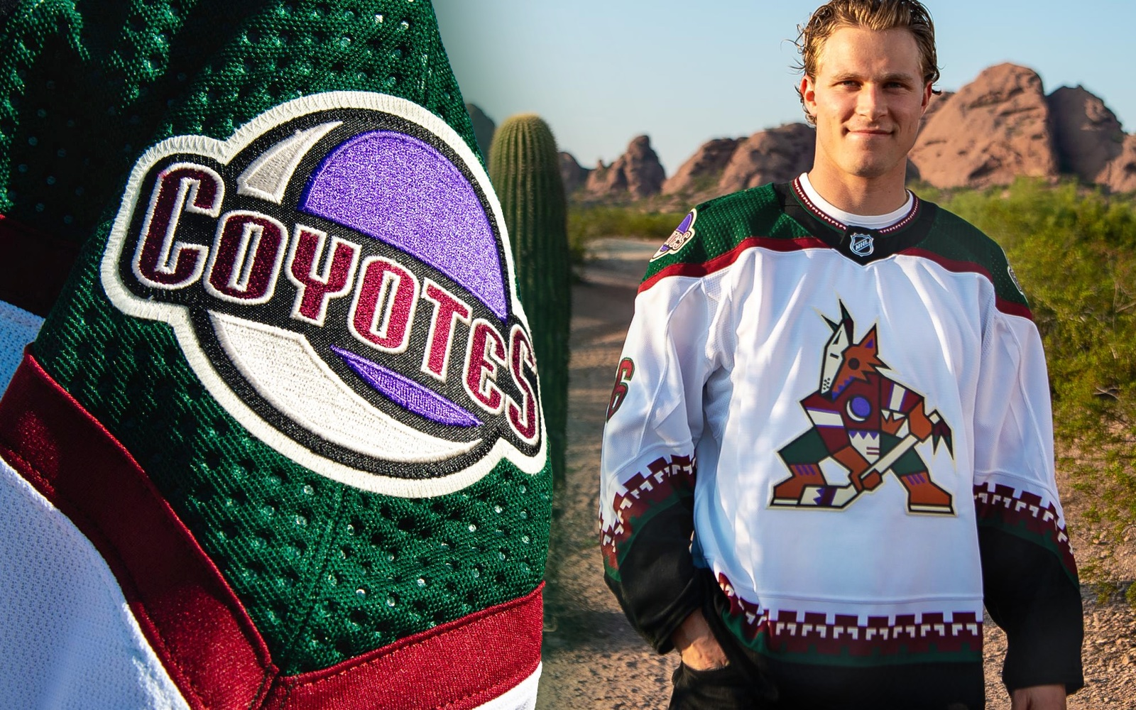 Coyotes launch rebrand with return to Kachina