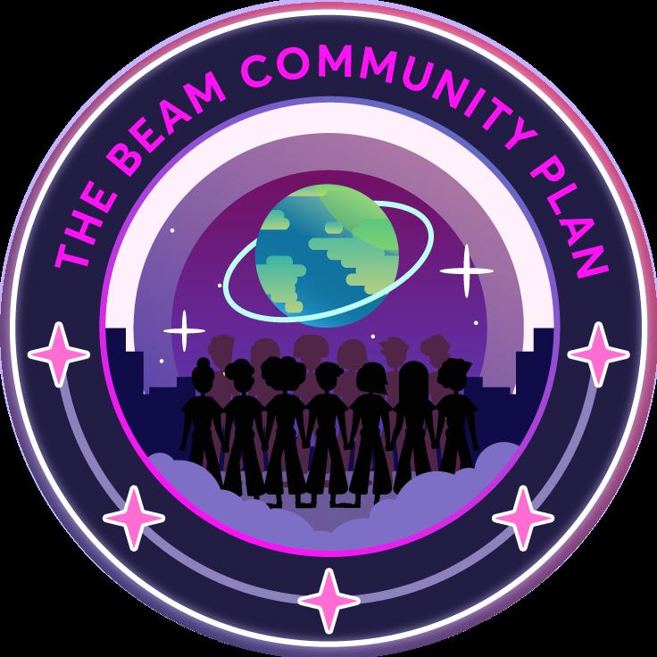 The Beam Community Plan Emblem