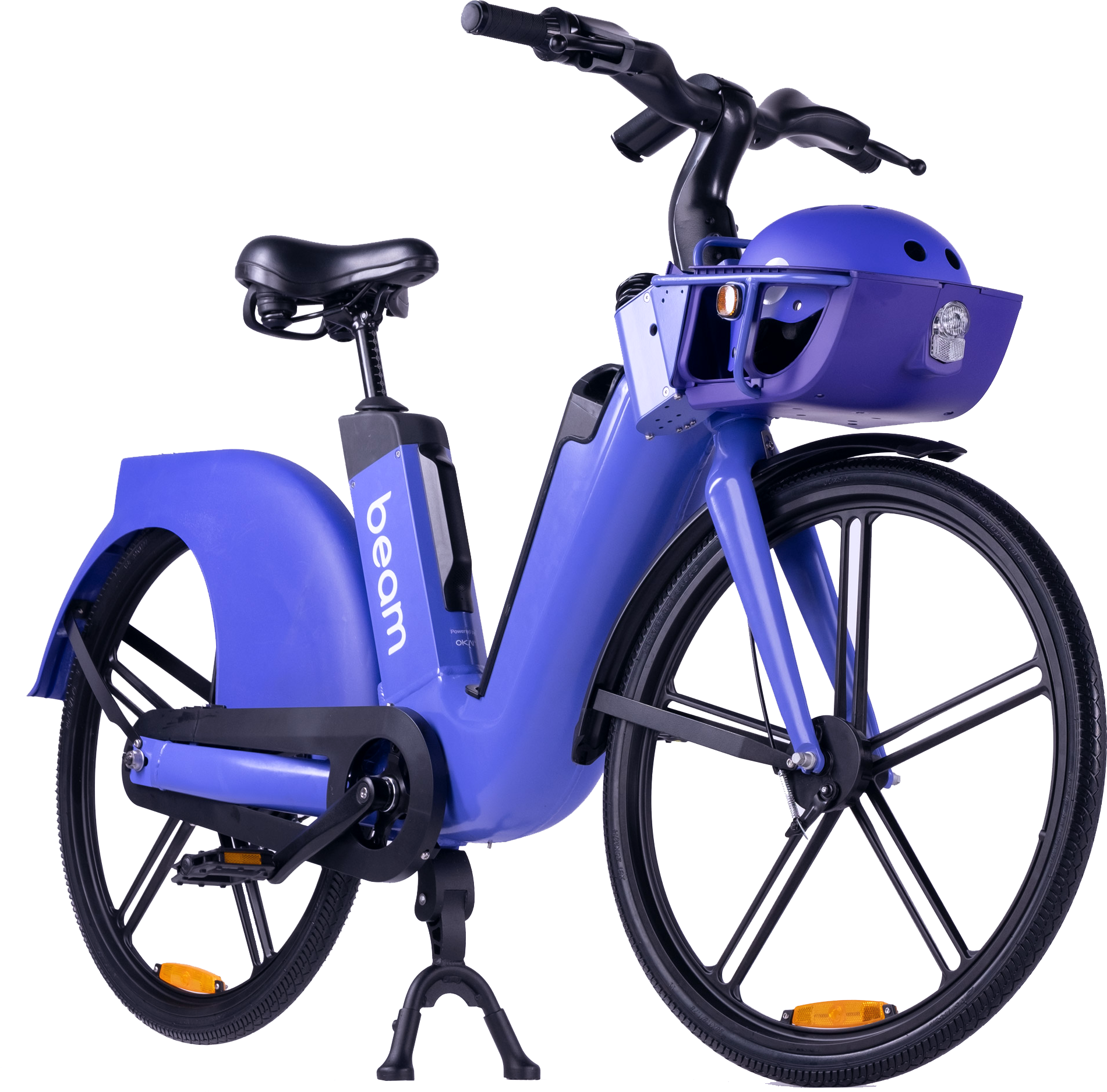 Beam Apollo Purple bike