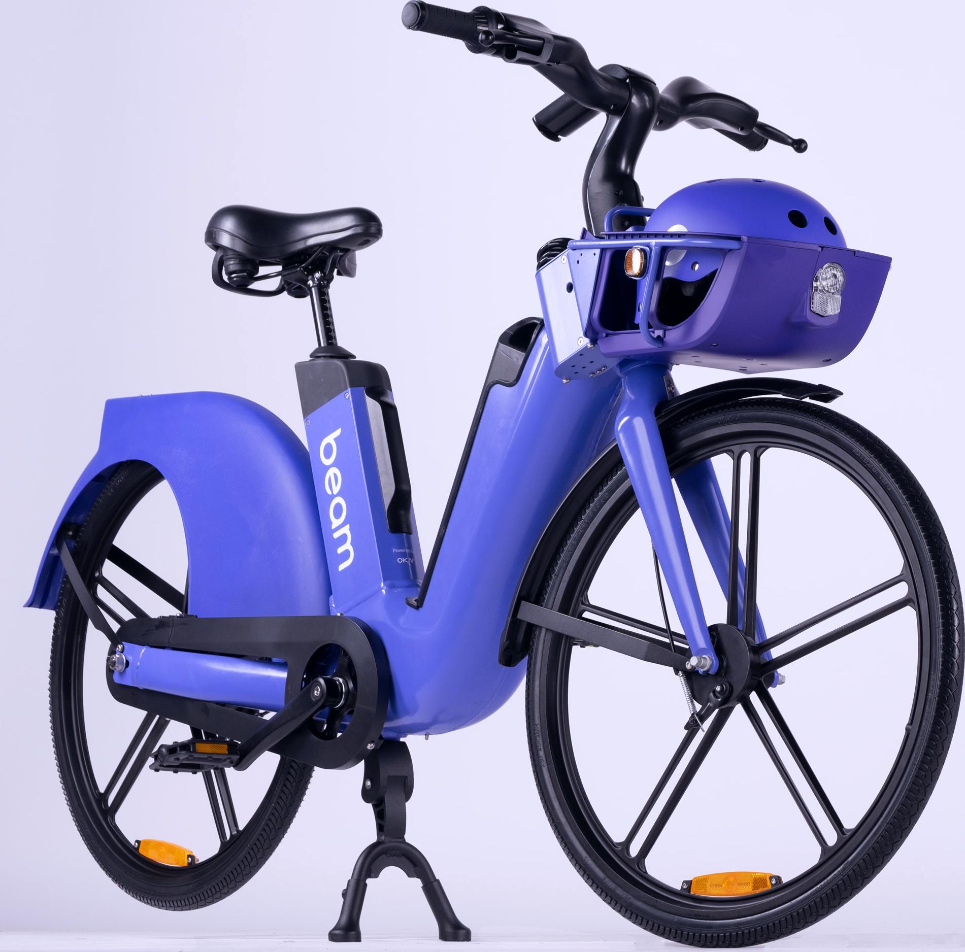 Beam Apollo Purple bike