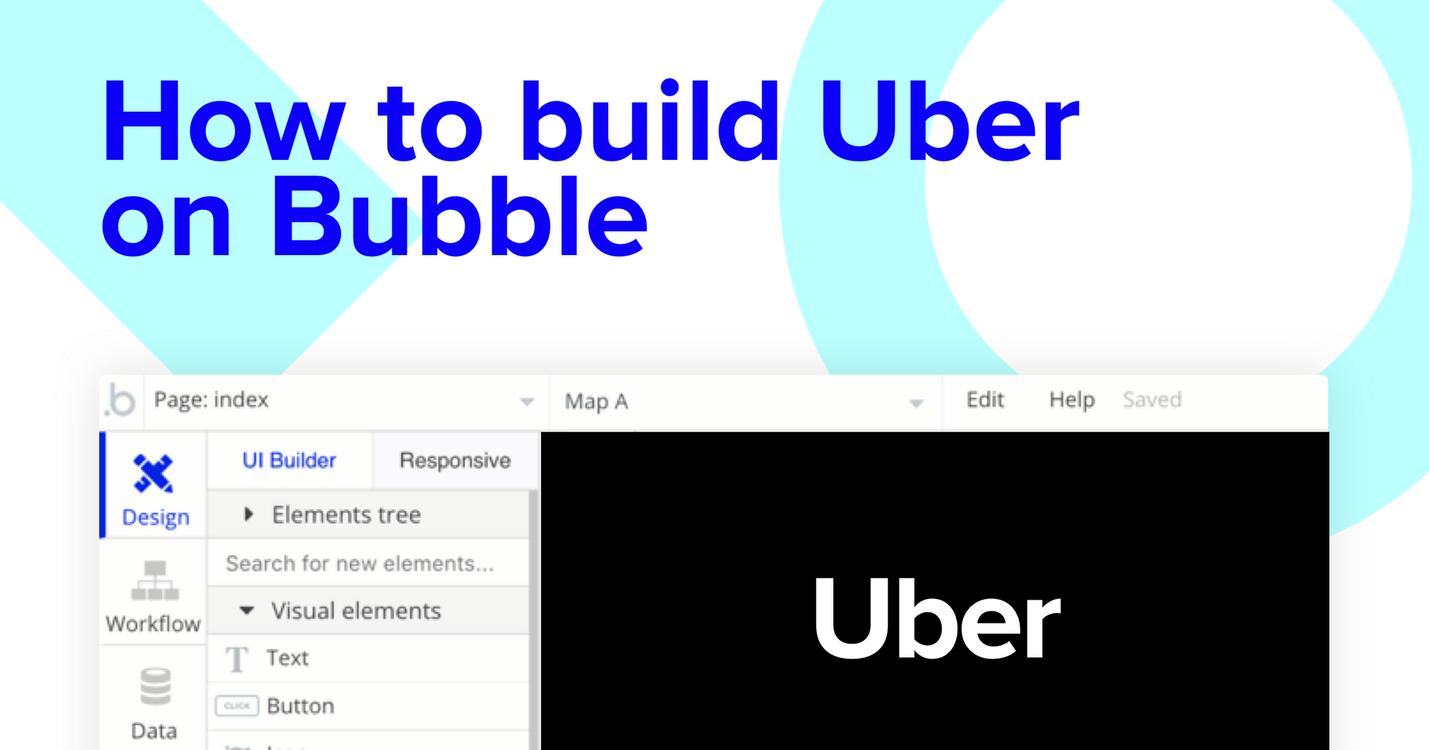 How To Build An Uber Clone Without Writing Code