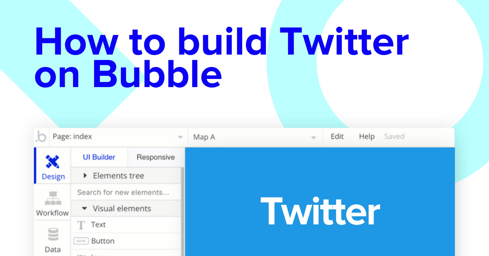 How To Build a Twitter Clone Without Code
