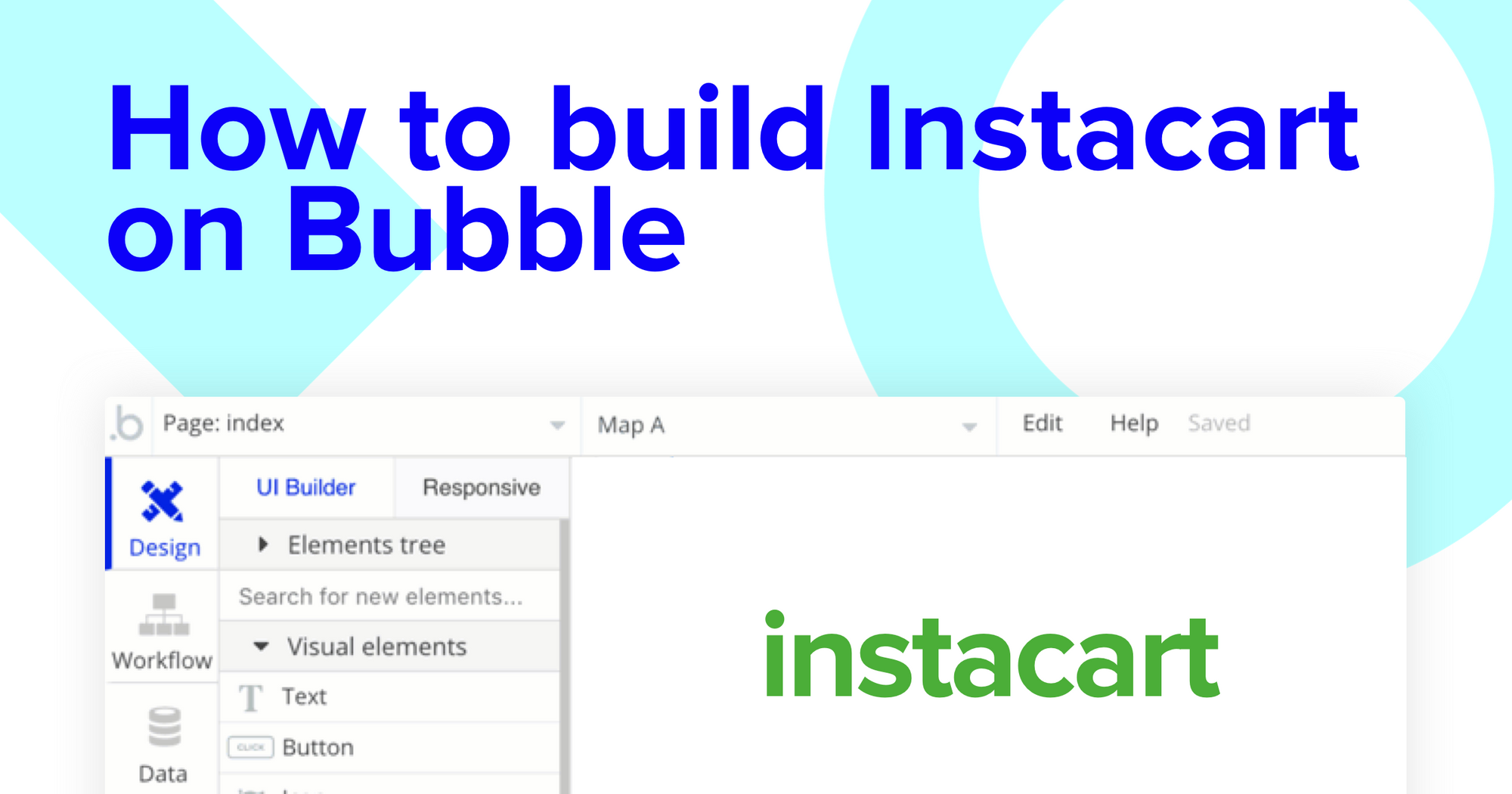 How To Build An Instacart Clone Without Writing Code