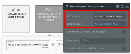 Bubble Quora No Code Search Answer Workflow Walkthrough