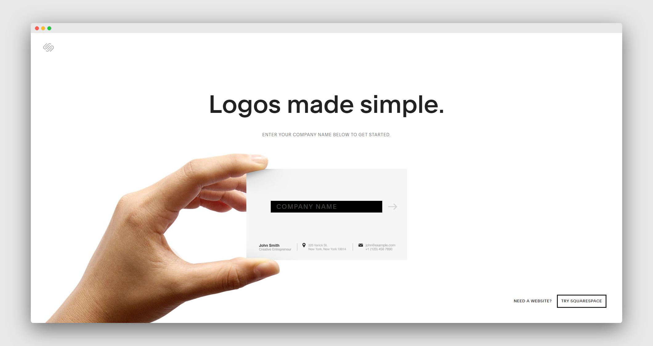 Squarespace Logos