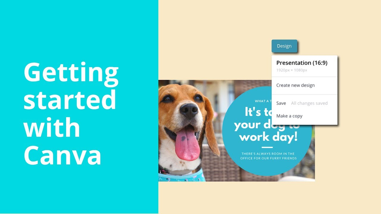 Get Started with Canva
