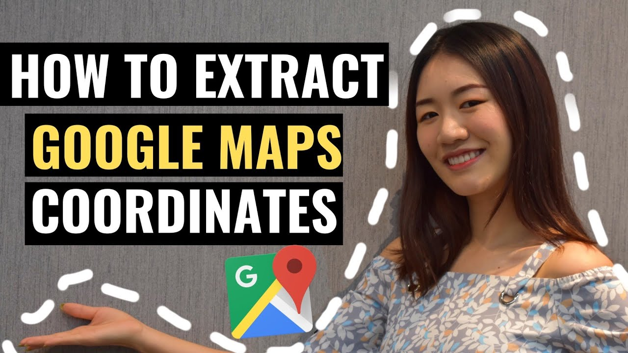 How to extract google maps coordinates with Octoparse