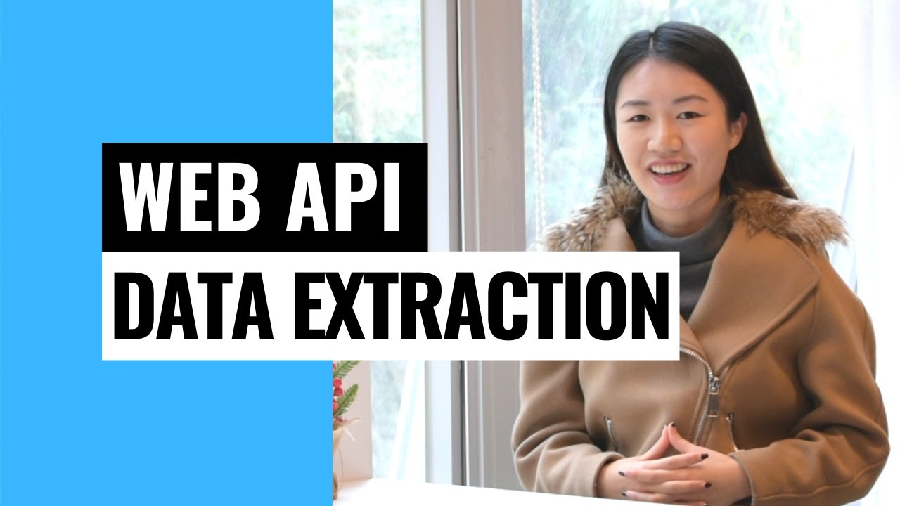 How to extract data to your database into an API using Octoparse
