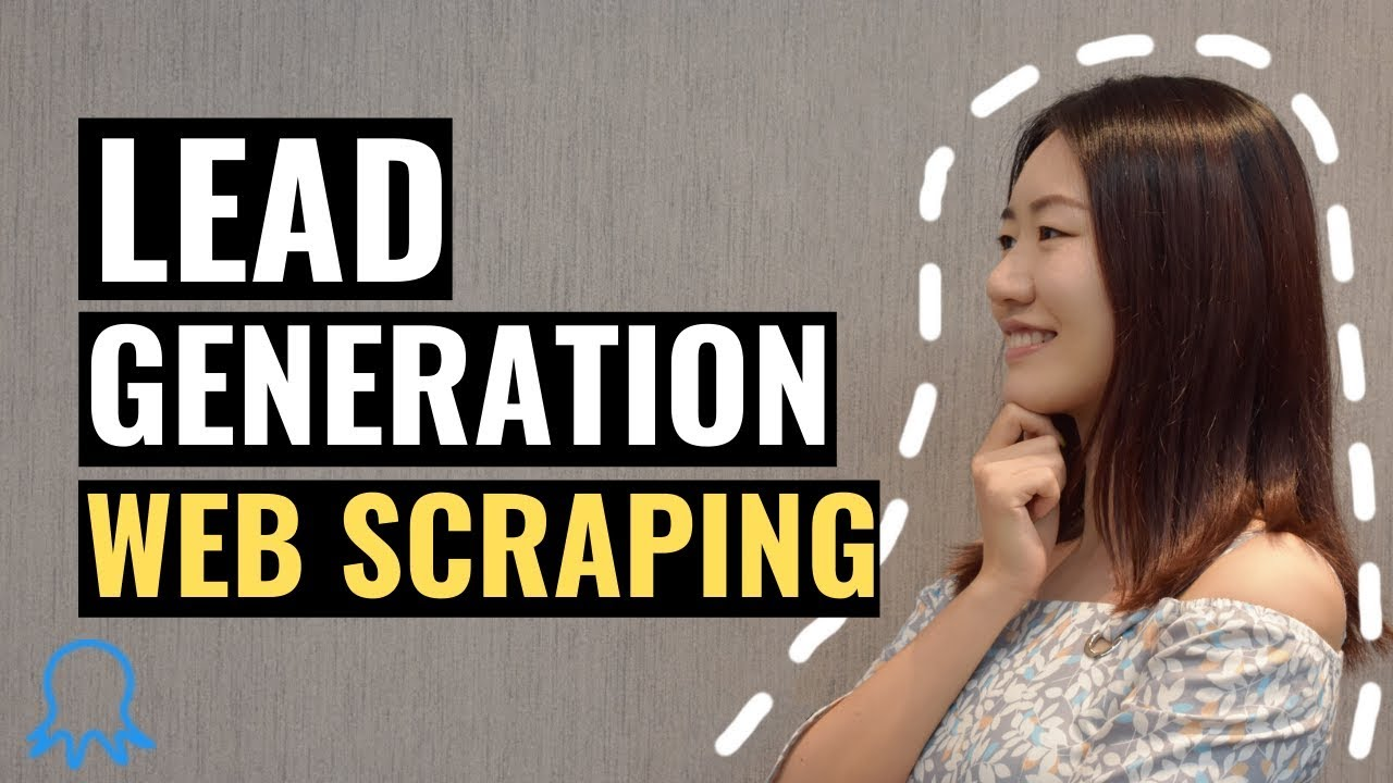 How to generate sales leads using web scraping with Octoparse