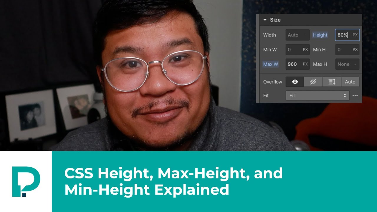 How to Webflow: CSS Height, Max-Height and Min-Height explained