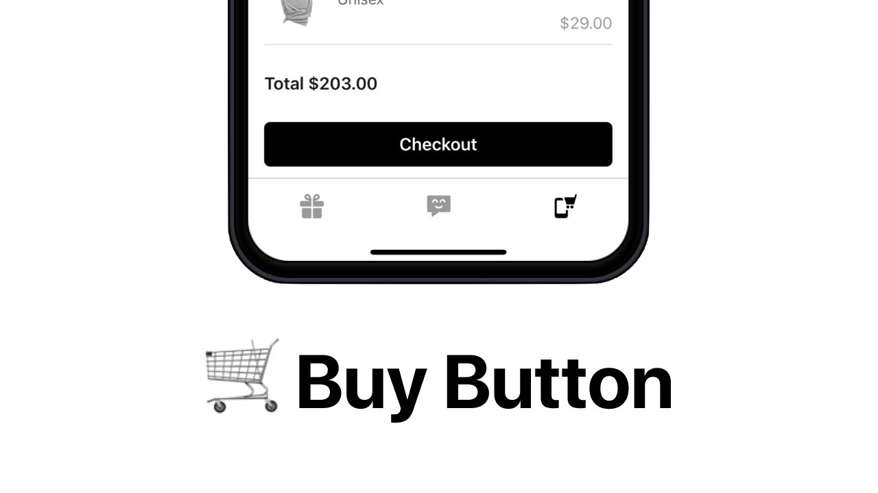 Use Glide's Buy Button to sell on a Mobile App