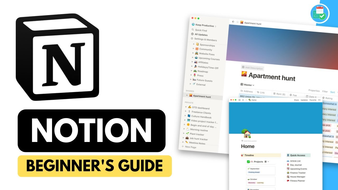 Your first day with Notion: A Beginner's Guide