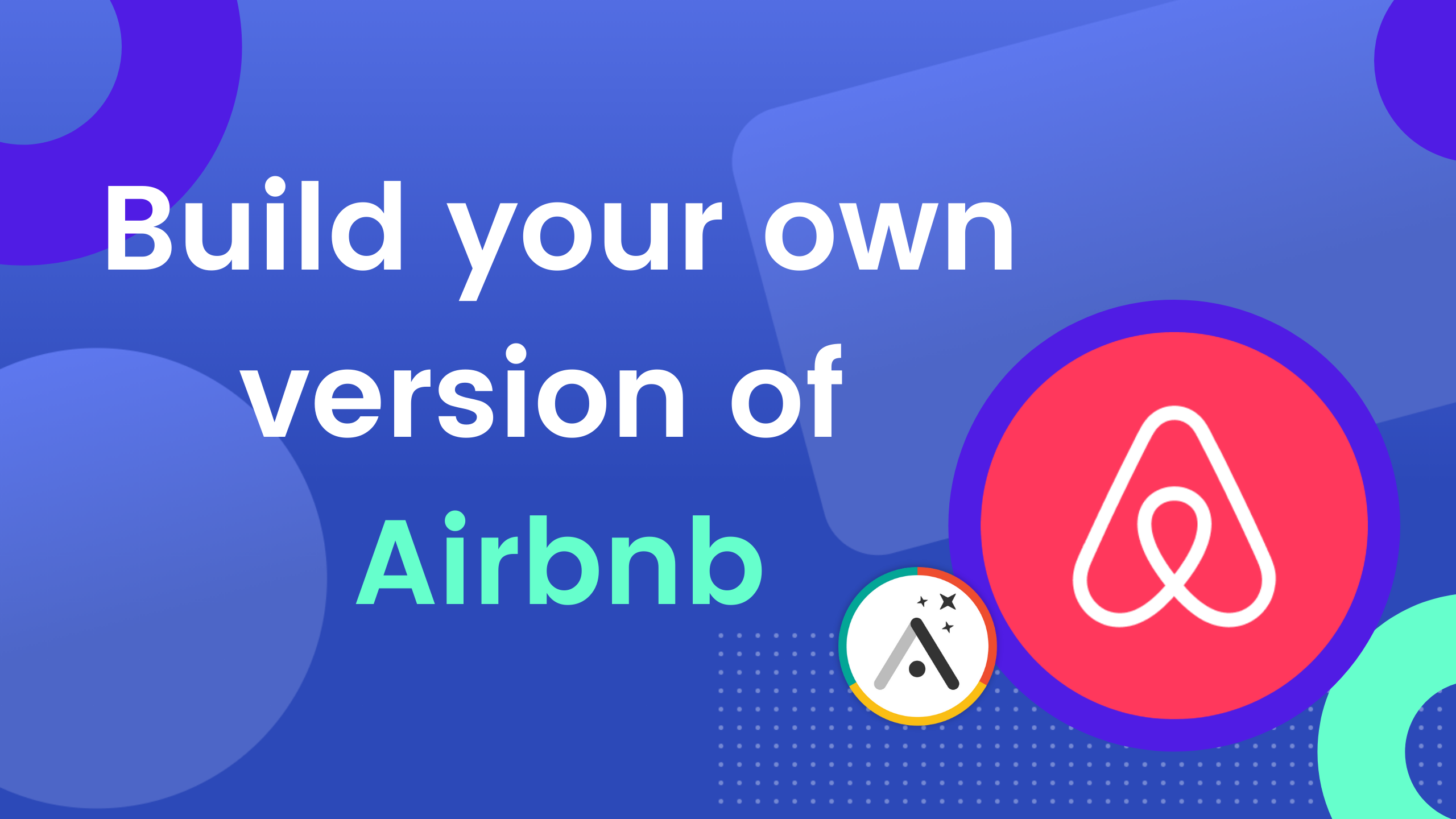Build your own version of AirBnB