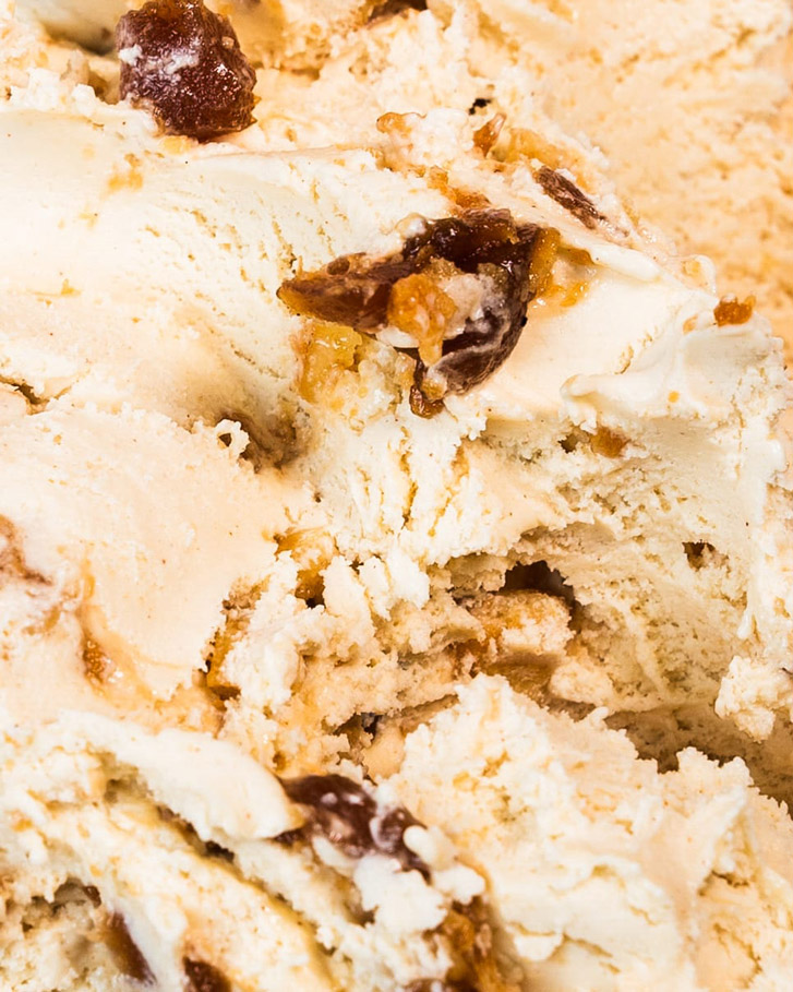 Messina's Apple Pie Gelato