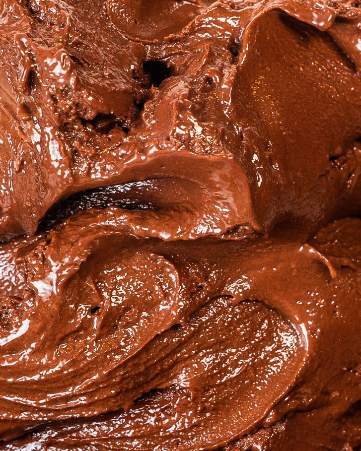 Messina's Chocolate Sorbet