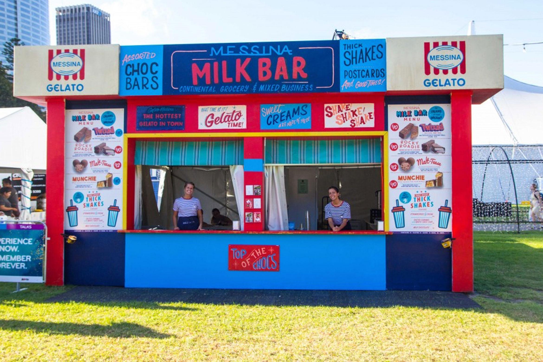 Restaurant review: The Milk Bar LAs debut has unique